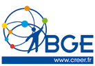 Logo Creer BGE