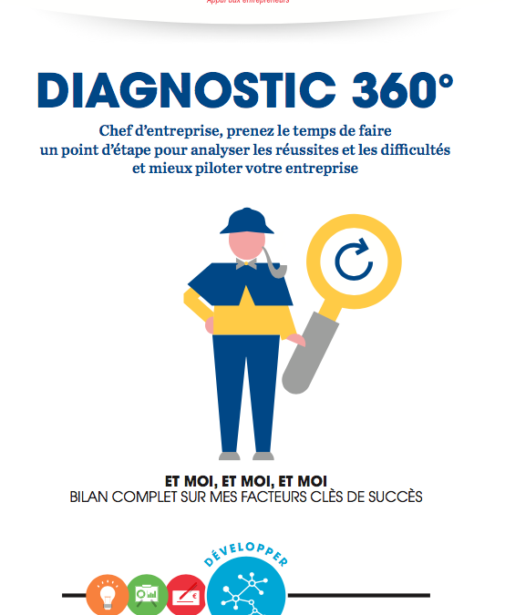 flyer diagnostic 360 diagnostic performances entrepreneuriales agefice BGE