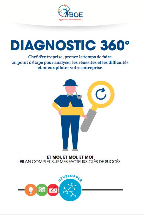 flyer diagnostic 360 diagnostic performances entrepreneuriales agefice BGE