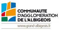 logo communauté d'agglomération albi