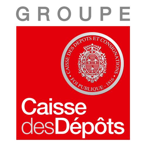 Logo Groupe la Caisse des dépôts