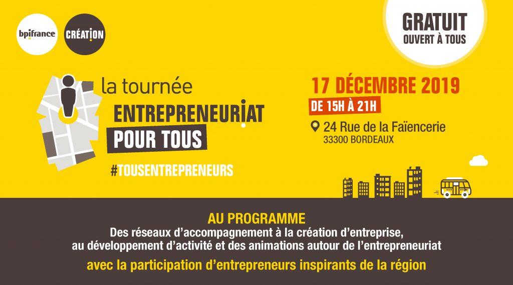 Tournée Entrepreneuriat pour Tous 1