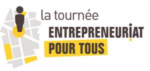 logo Tournée Entrepreneuriat pour Tous