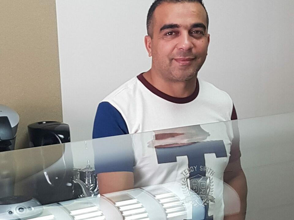 Djamel Ghalima - Gourmandises d'Inès - entrepreneur BGESO 2
