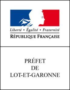 Logo Préfet de Lot-et-Garonne 47