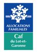 Logo CAF Lot-et-GAronne
