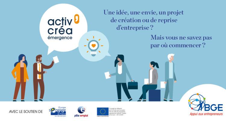Activ'Créa entrepreneuriat