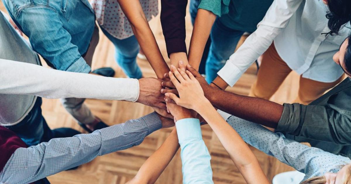 groupe de personnes qui sont entrepreneur-salarié avec la coopérative de BGE