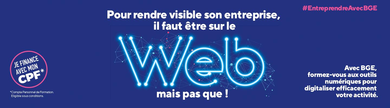 Web avec BGE